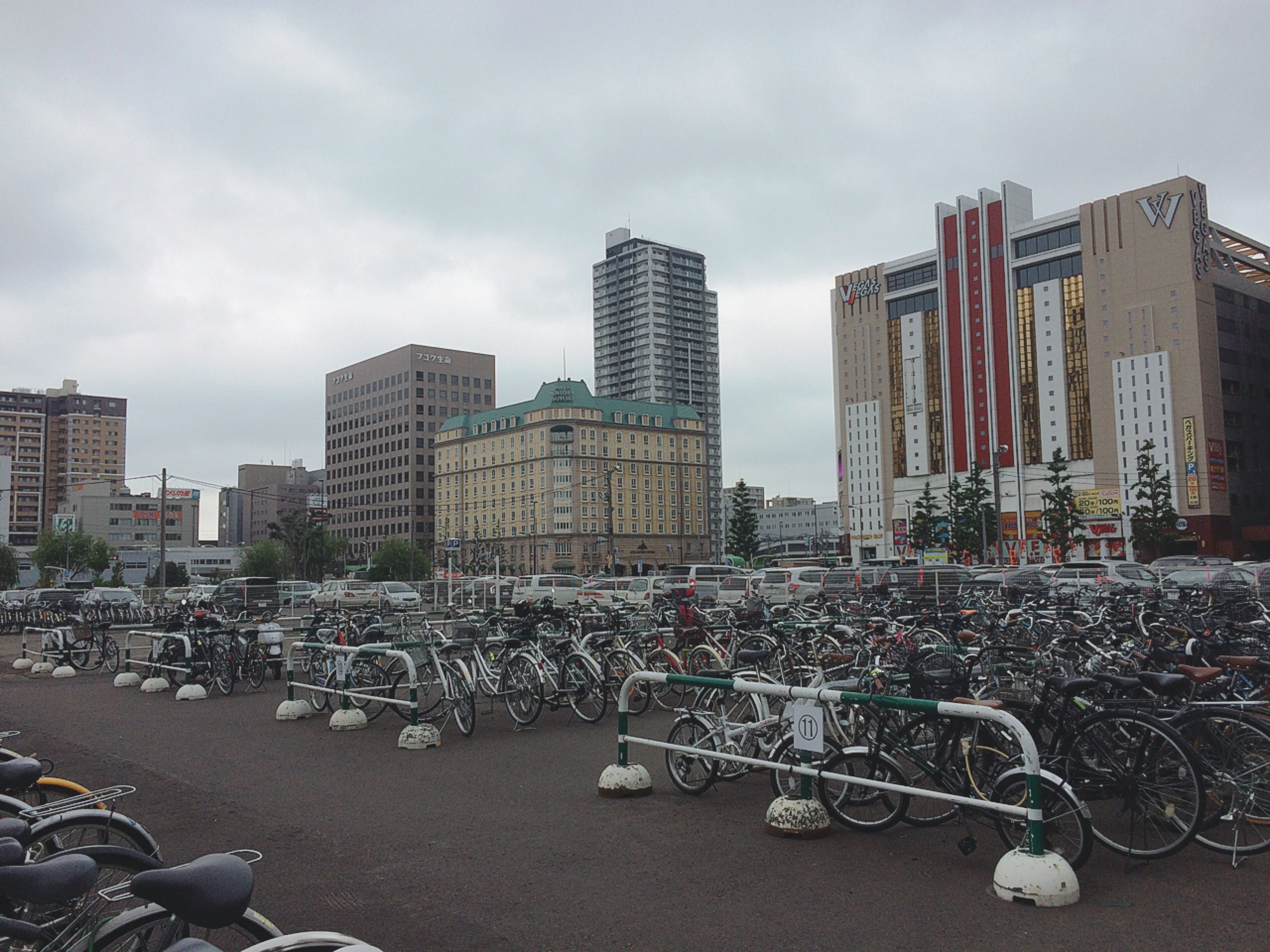 rental bike sapporo00013